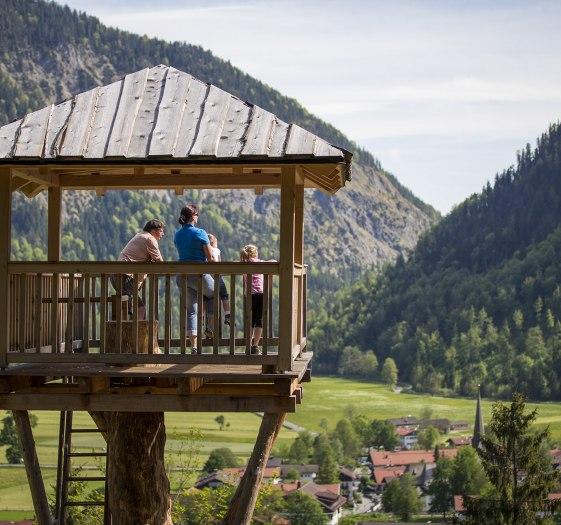 Familienwandern Oberbayern Bayrischzell, © Hansi Heckmair