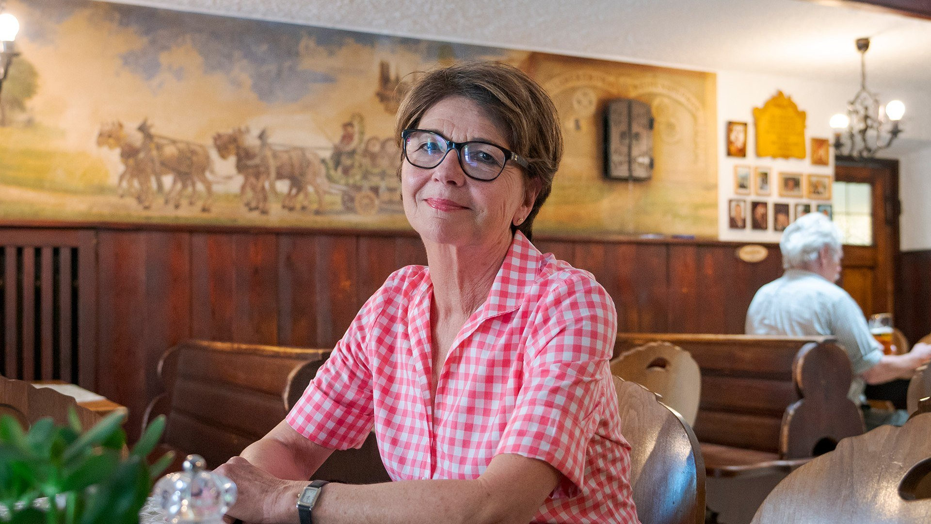Gudrun Nopper Bayrischzell, © Dietmar Denger