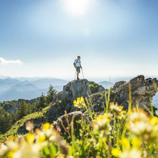Gehen Sie am Breitenstein wandern bei Fischbachau und erleben Sie die Bayerischen Alpen, © Dietmar Denger