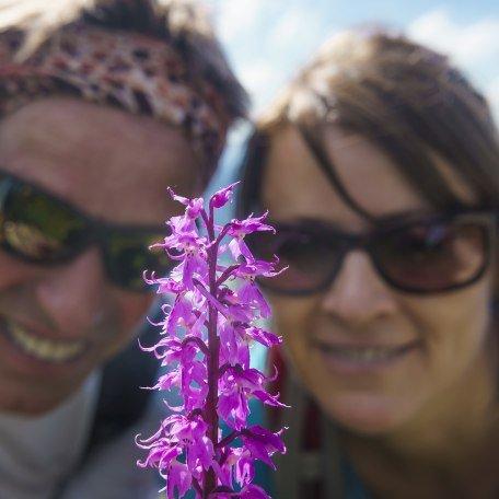 Die Blumenpracht am Wegrand, © Dietmar Denger