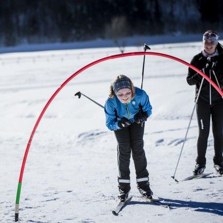 Langlaufkurs Kinder Oberbayern, © Hansi Heckmair