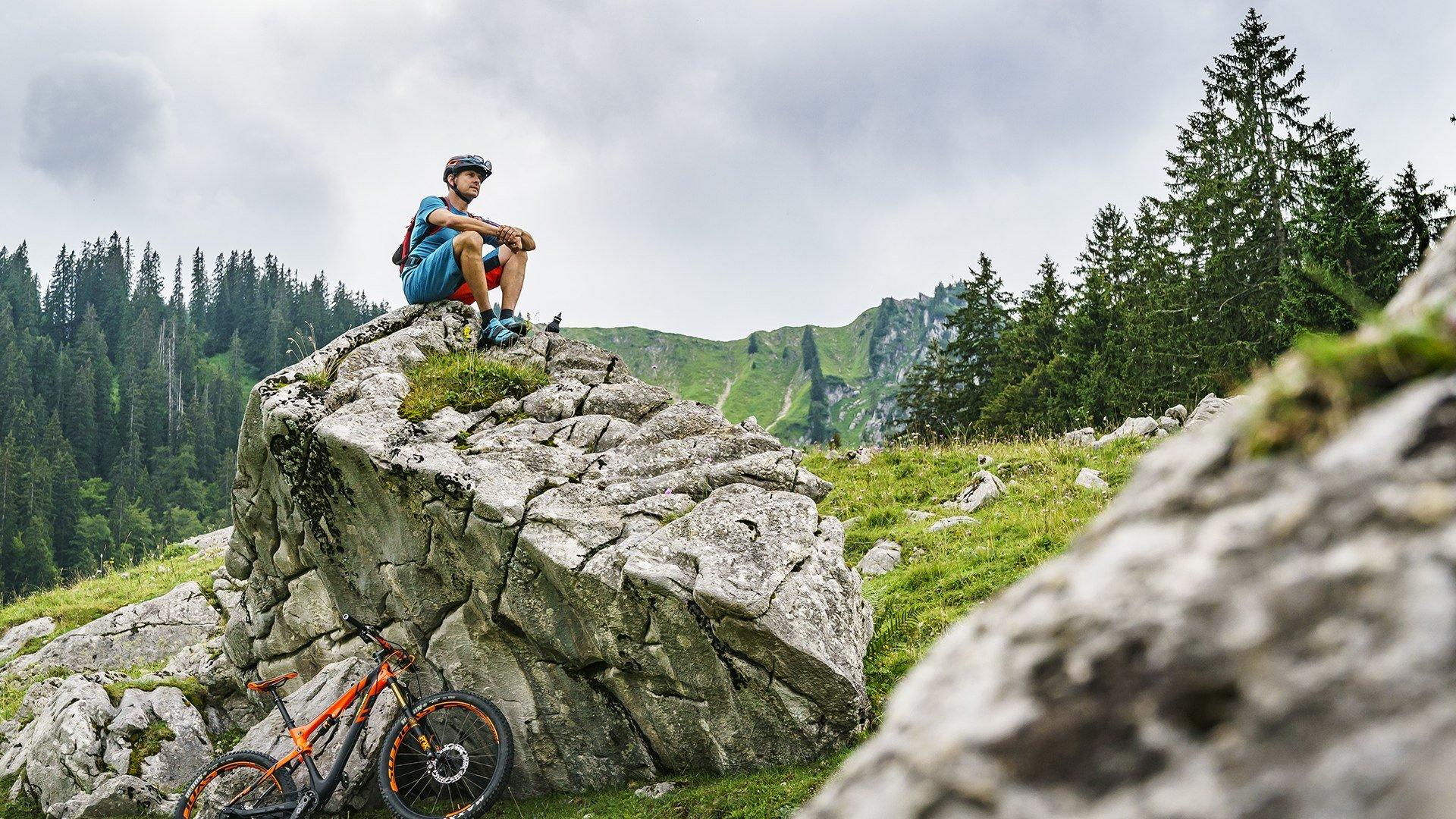 Radtour Spitzingsee, © Dietmar Denger