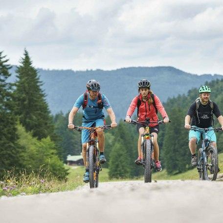 Mountainbiketour Spitzingsee, © Dietmar Denger