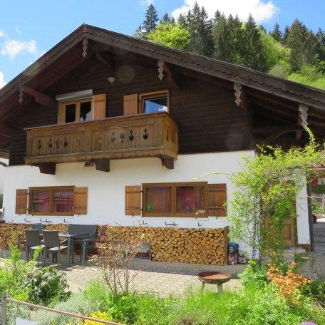 Ansicht Haus, © im-web.de/ Gäste-Information Schliersee in der vitalwelt schliersee